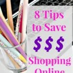 How to Save $$$ shopping online