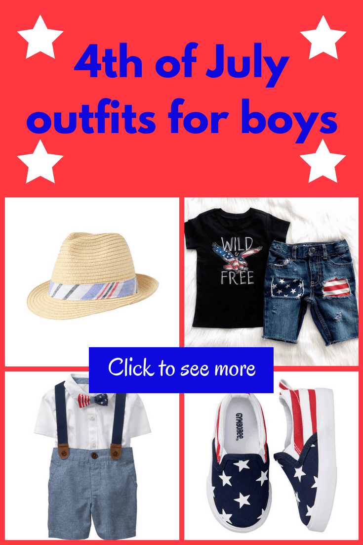 f59b667267829 Cute 4th of July outfits for boys - Diary of a So Cal mama