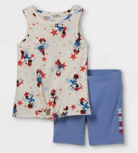 Minne 4th of july outfit - Target