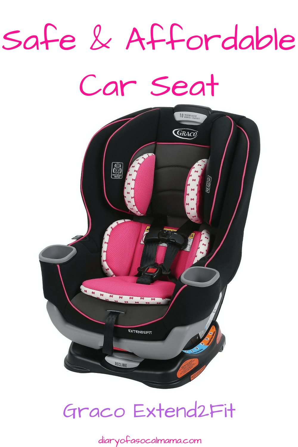 Graco Extend@Fit car seat