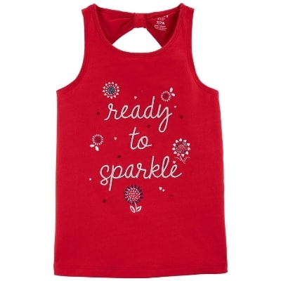 red 4th of july tank