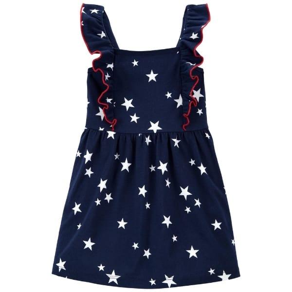 toddler star dress - carters