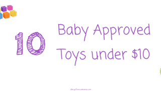10 toys under $10 for your baby