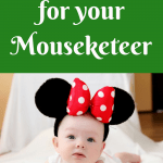 Gifts for Disney loving parents of babies and toddlers