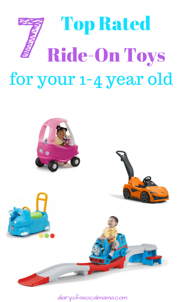 Ride on Toys for kids