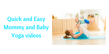 mommy and baby yoga videos