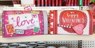 Love notes mail boxes