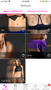 Jillian Michaels app review