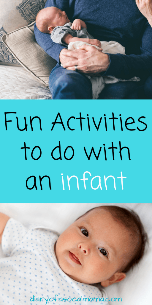 fun activities to do with an infant