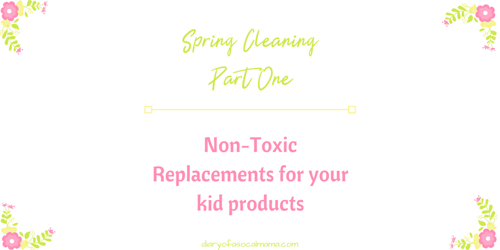 non toxic kid products
