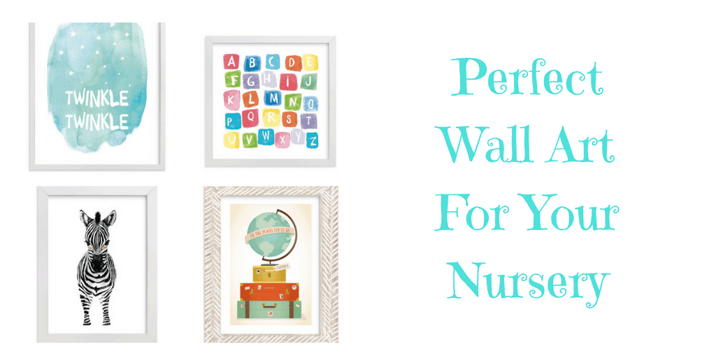 nursery wall decor