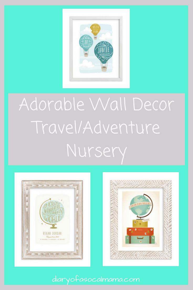 Adventure nursery