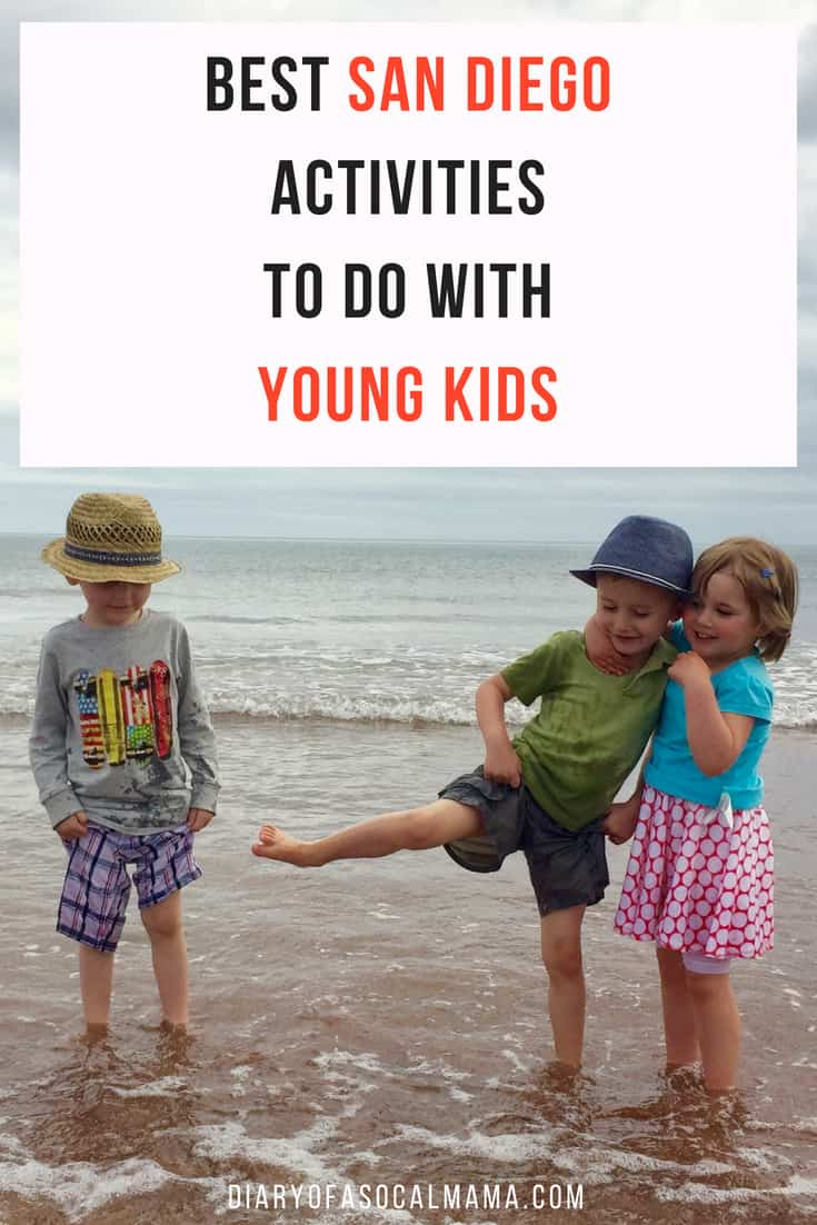 Best Things To Do In San Diego With Young Kids San Diego