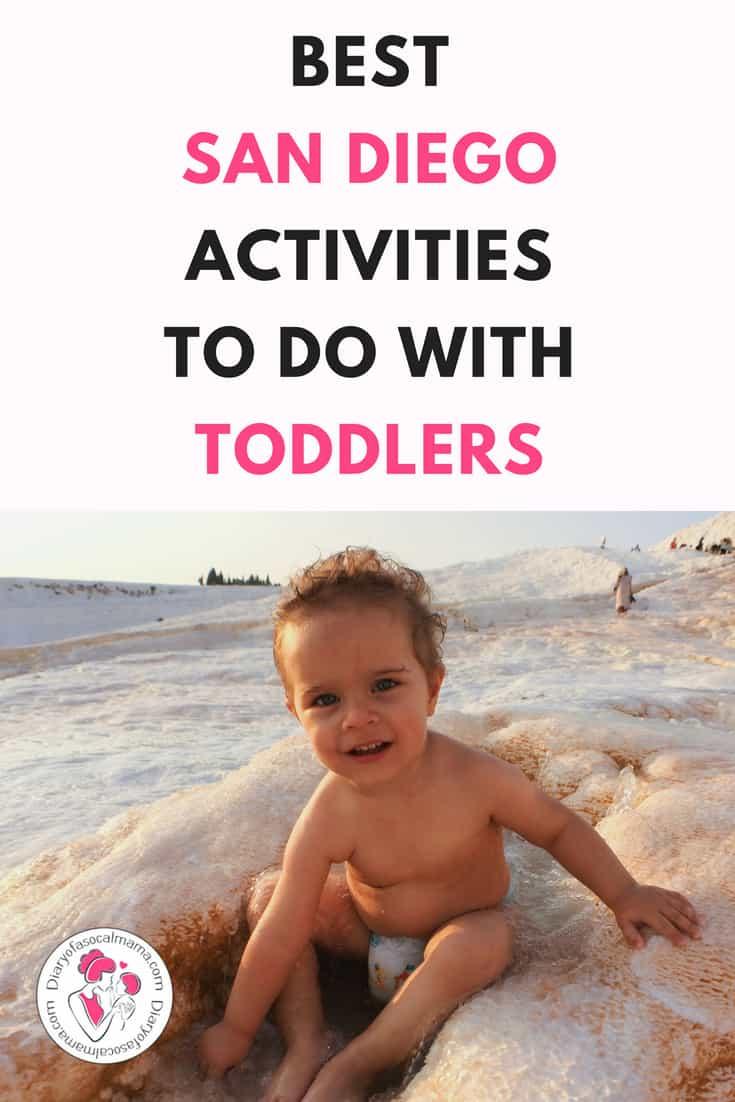 toddler activities san diego