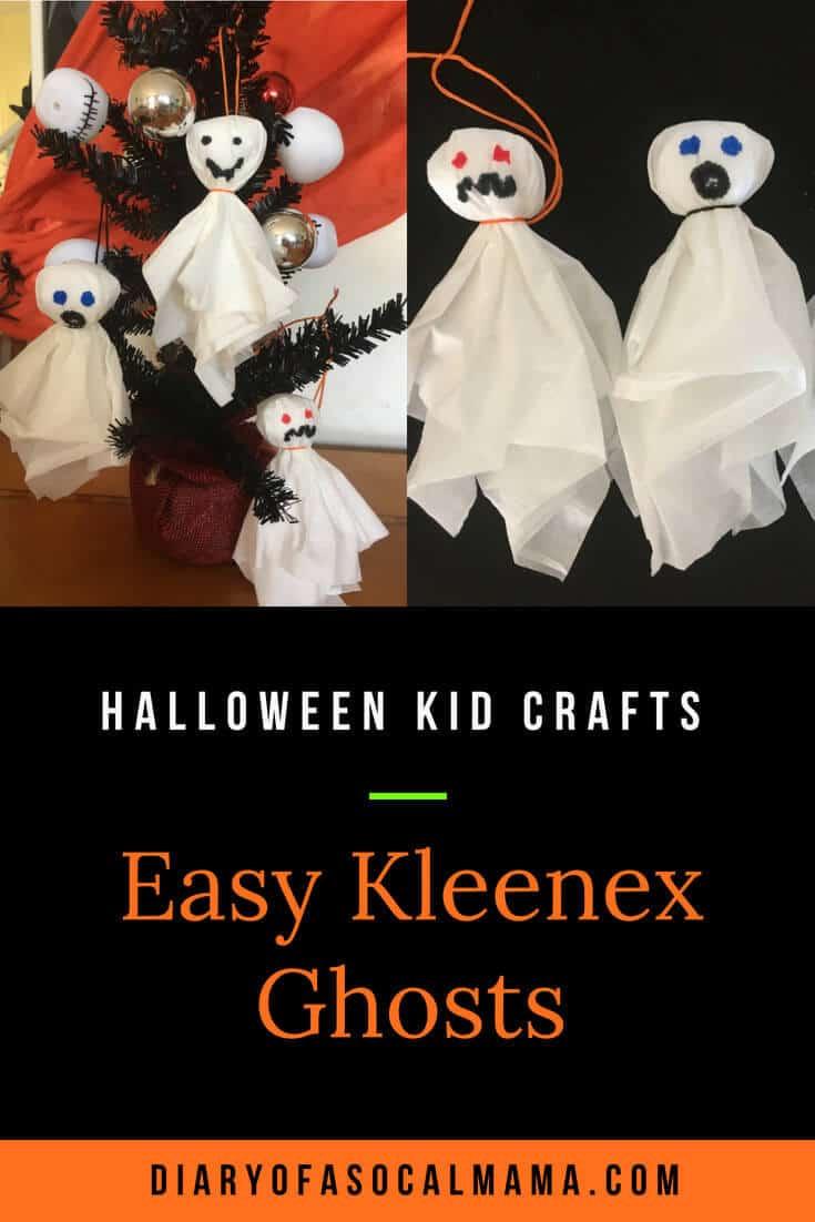 quick Halloween crafts