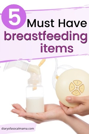 best breastfeeding products