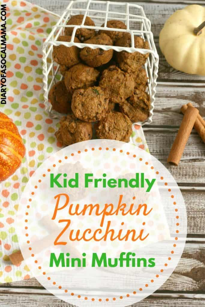 pumpkin zucchini muffin recipe