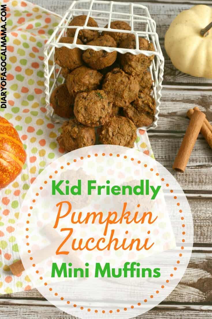 pumpkin zucchini muffin recipe