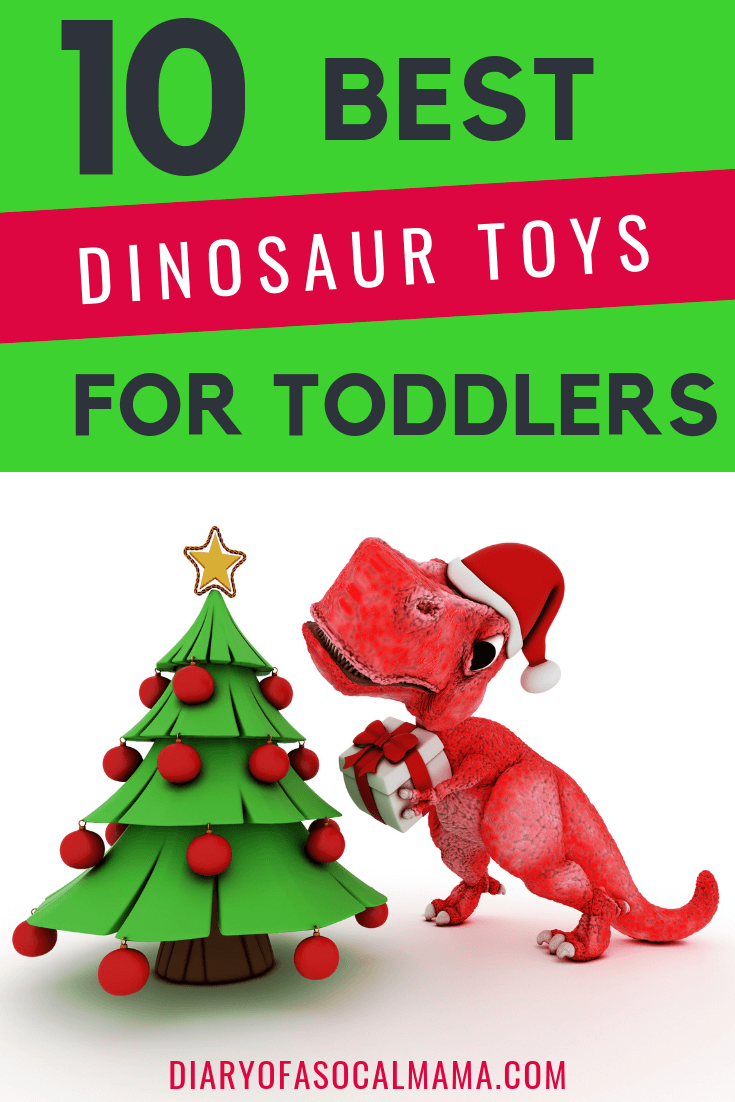 best dinosaur toys for toddler