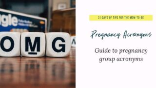 Complete Pregnancy Group Acronym Guide