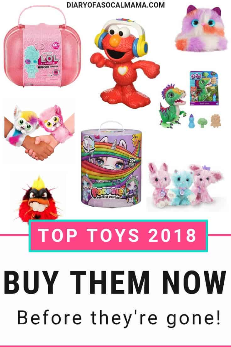 Top Toys 2018