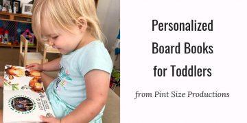 custom board books