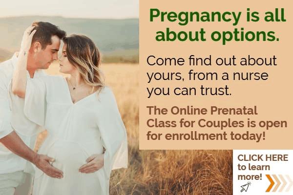 online pregnancy class