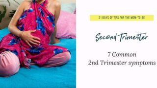 7 Common second trimester pregnancy symptoms