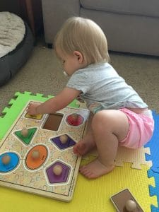 toddler shape puzzle