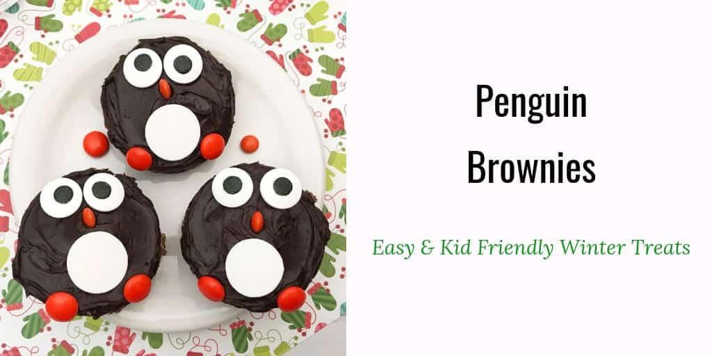 Penguin Christmas Treats