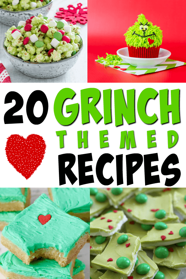 Fun Grinch recipes