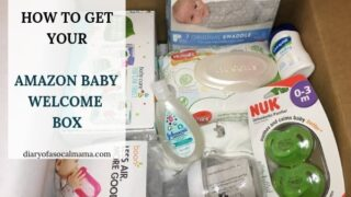 Amazon baby registry welcome box: How to claim your FREE box