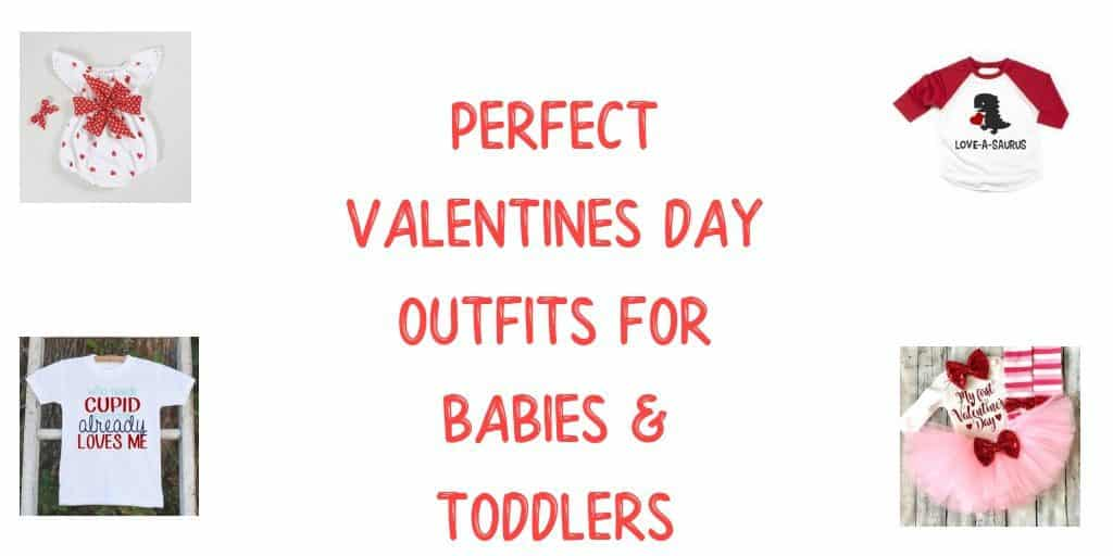 Valentine's Day outfits for toddler girl