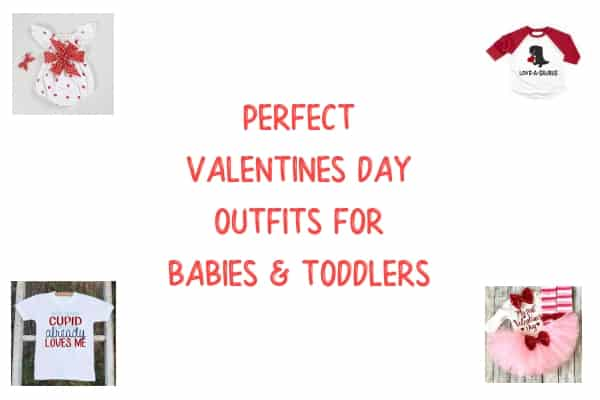 cute Valentine's day outfits for baby