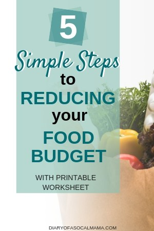 food budget calculator