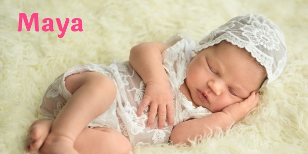 Baby girl Maya