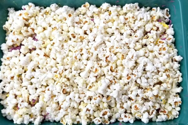 add more popcorn