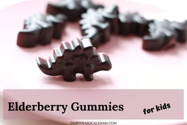 immune boosting elderberry gummies