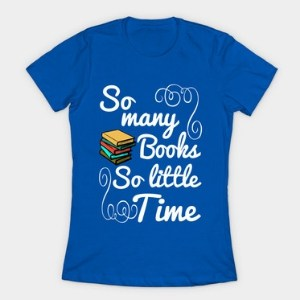 shirt for a book lover