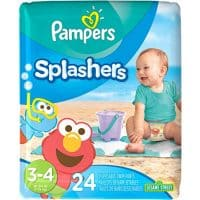 5. Pampers Splashers Diapers