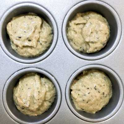 toddler spinach muffin recipe
