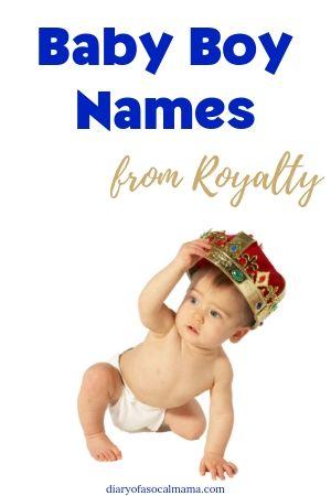 royal names boy