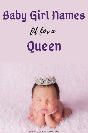 royal queen names