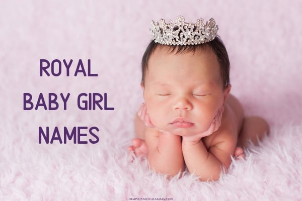 royal girl names