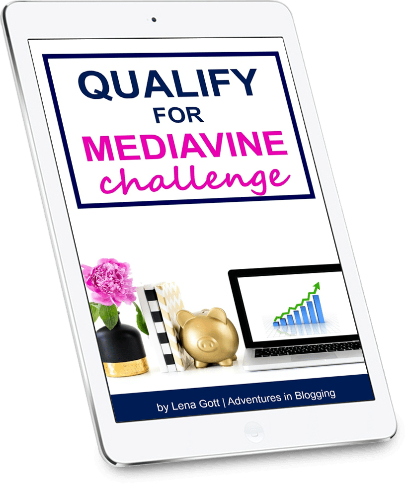 qualify for MediaVine