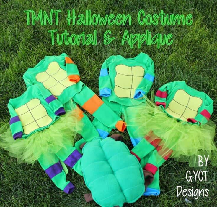 Teenage Mutant Ninja Turtles Costumes for Kids