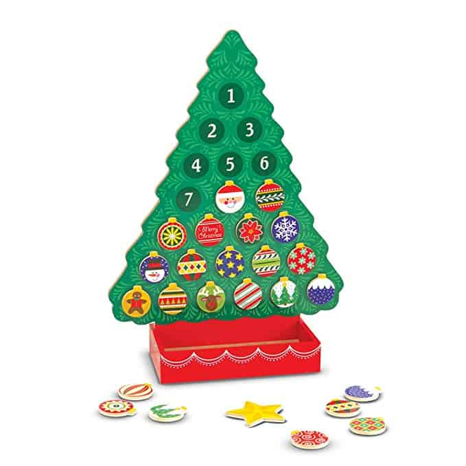 Melissa and Doug Christmas Countdown Calendar
