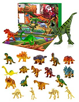 Dinosaur Advent Calendar