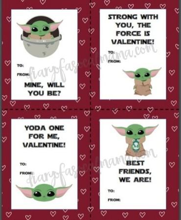 Baby yoda valentines watermarked
