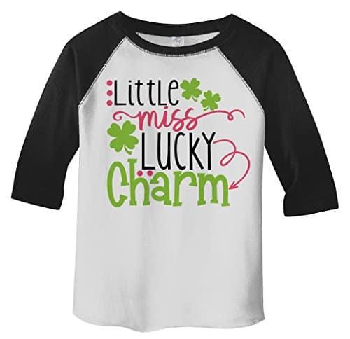 Little Miss Lucky Charm T-Shirt